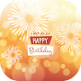 Happy Birthday wishes messages APK icon