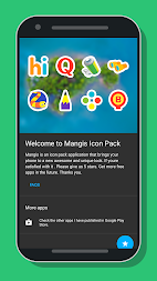 Mangis Icon Pack APK screenshot thumbnail 5