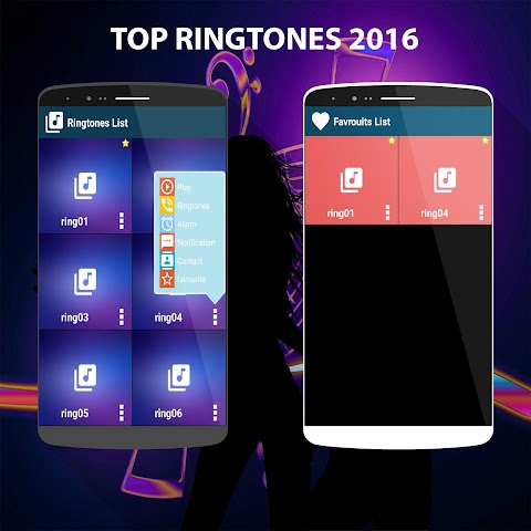 android Top Ringtones 2016 Screenshot 3