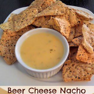 Beer Cheese Nacho Sauce