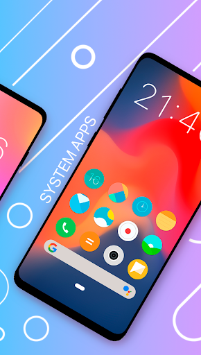 MIUI 10 Pixel - icon pack 1.0.4 screenshots 2