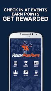 Pioneer Pride Points - náhled