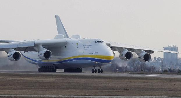 400 ton sprzętu
