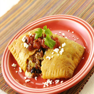 Tex-mex Turnovers.