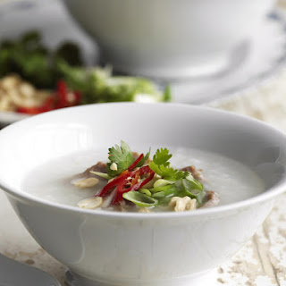 Congee with Pork