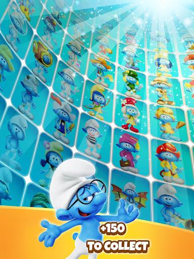 Smurfs Bubble Shooter Story apkdebit screenshots 8