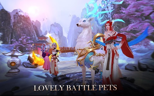 Tale of Swords: Eternal Love Screenshot