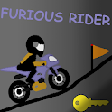 Furious Rider - The Line Maker icon