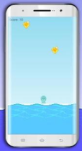 jelly fish jump 2018 - náhled
