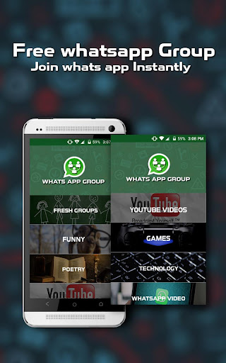 Download Invite Links Whatsapp - Join Groups Google Play softwares