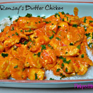 Gordon Ramsay's Butter Chicken.