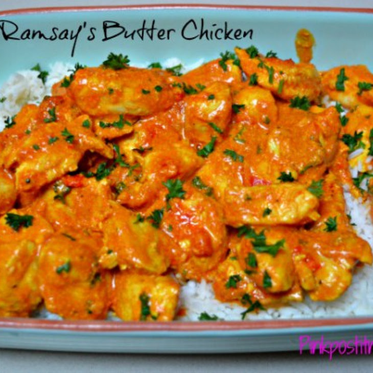 Gordon Ramsay's Butter Chicken