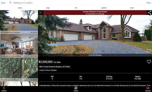 Restaino & Associates Realtors- screenshot thumbnail