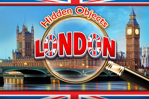 Hidden Object London Adventure