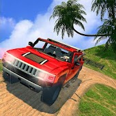 Off Road Car Suburban Luxury 3D Driving