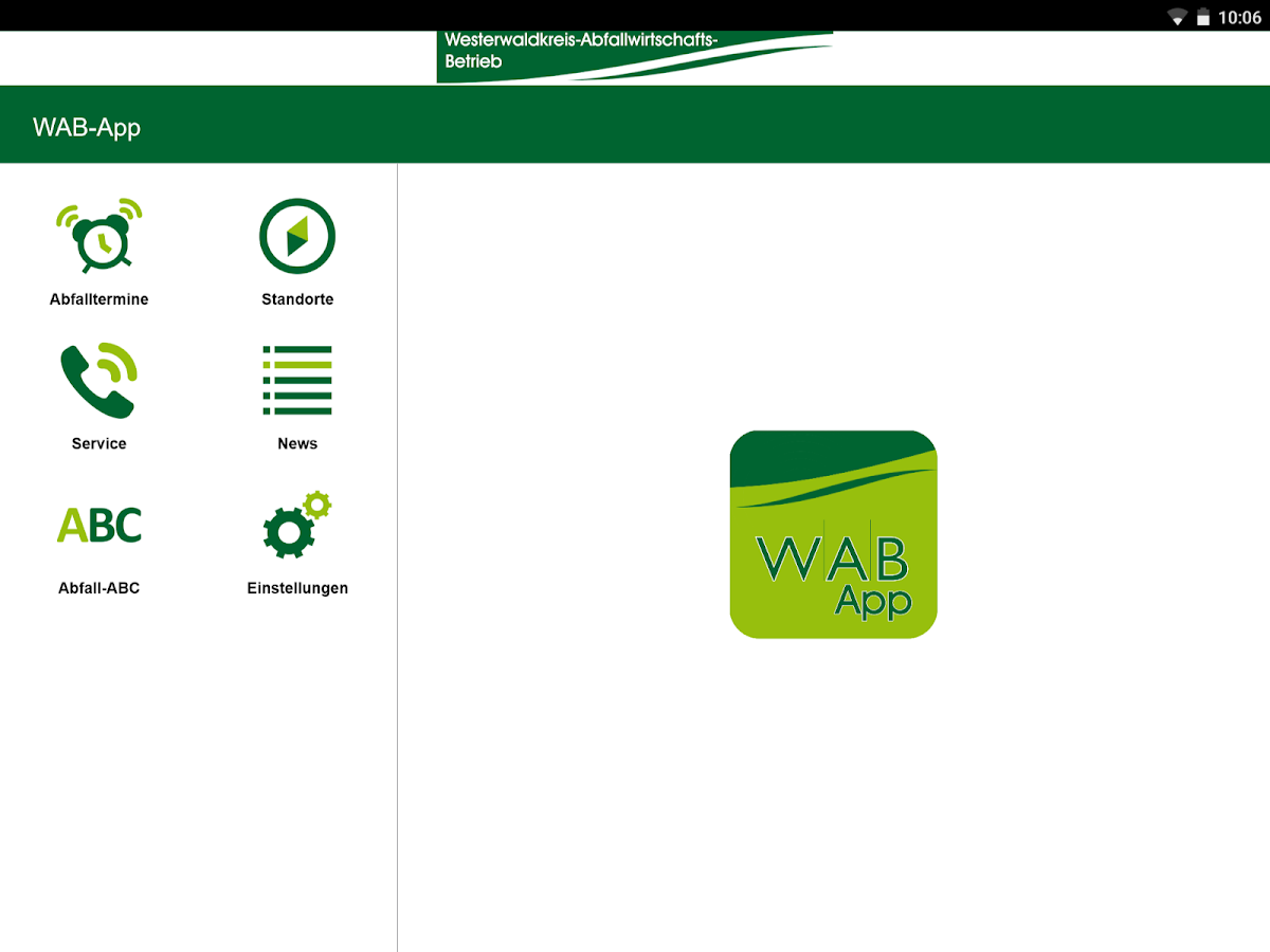 WAB-App- screenshot