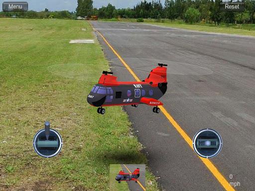 rc heli simulator