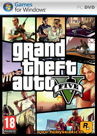 Grand Theft Auto V - RELOADED