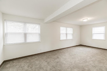 Go to Four Bed, Two Bath Townhome Floorplan page.
