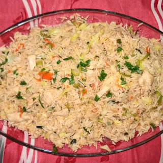 Chinese Fried Rice From Karachi