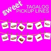Screenshot of Sweet Tagalog Pickup Lines