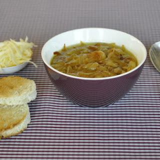 French Onion Soup (Soupe à l'Oignon)