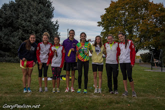Photo: 3A Girls - Top 8 Mid-Columbia Conference Cross Country District Championship Meet  Buy Photo: http://photos.garypaulson.net/p554312676/e48049e64