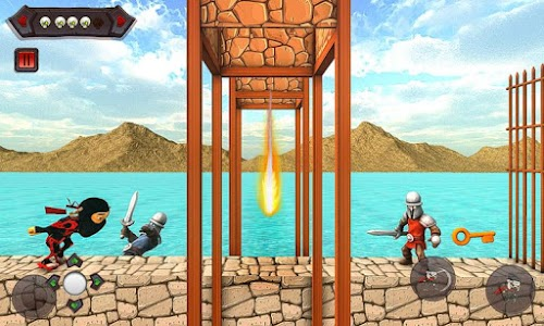 Download Ninja Samurai Revenge 2019 APK latest version 1 4