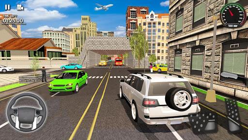 Prado Car Driving - A Luxury Simulator Games apktram screenshots 4