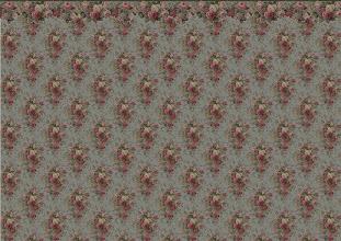Photo: E08-Papeles-A A (gris con rosas)