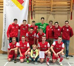 Photo: 2. Sieger SBFV Futsalmeisterschaften 2015