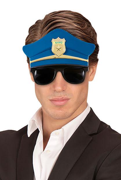 Polishatt med solglasögon