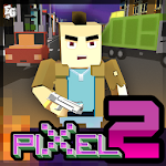 Pixel's Edition 2 Mad City Icon