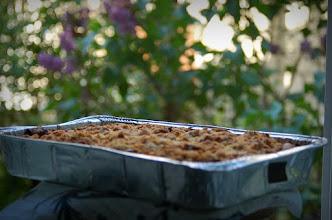Photo: Ciasto upieczone, poranek powitany, można ruszać w drogę!