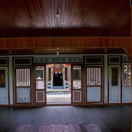 Marga Chia House by Mulawardi Sutanto - Buildings & Architecture Other Interior ( kalimantan, chia, heritage, travel, house, singkawang )