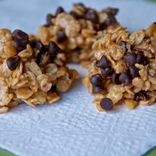 Peanut Butter Granola Bites.