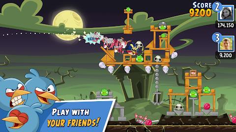 Angry Birds Friends Screenshot 9