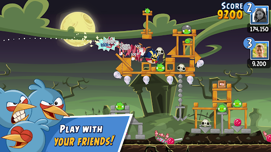 Angry Birds Friends Screenshot 8