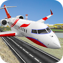 City Flight Airplane Pilot New Game - Plane Games icon