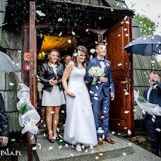 Wedding photographer Andrzej Pala (andrzejpala). Photo of 20.10.2015