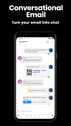 Spike Email Messenger - Your Inbox, Reinventedのおすすめ画像2