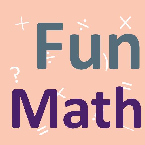 Fun Math 歡樂數學 遊戲 App LOGO-硬是要APP