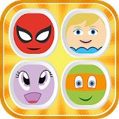 Memory Game - Kids Cartoon