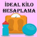 İdeal Kilo & VKİ Hesaplama icon