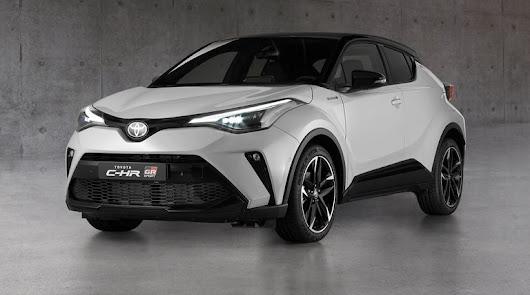 Toyota C-HR Electric Hybrid: el SUV de moda por sólo 200 €/mes