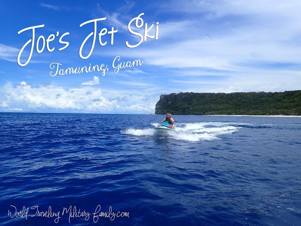 Joe's Jet Ski - Tamuning, Guam