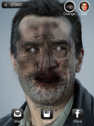 Zombie booth photo editor for android apk download.