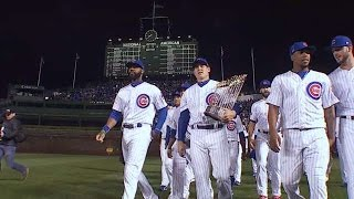 Reign kings: Cubs party, walk off