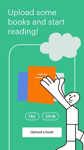 Bookmate screenshot 2