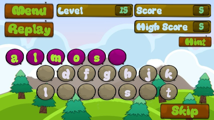 android 3rd Grade Sight Words Screenshot 1